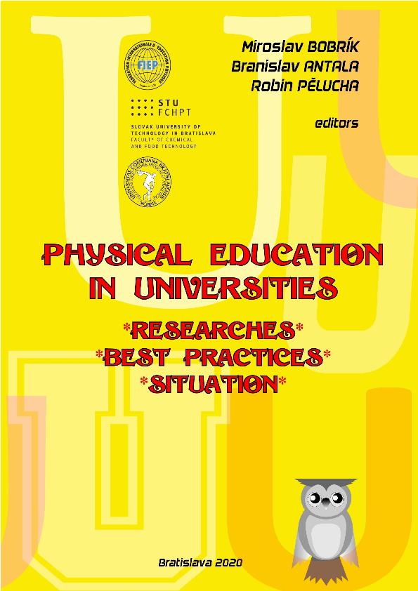 Agustí Castillo Physical Education in Universities